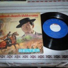 Discos de vinilo: EXITOS DE JUANITO VALDERRAMA. Lote 56099548