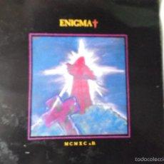 Discos de vinilo: ENIGMA - M C M X C A.D 1990 VIRGIN ED ESPAÑOLA. Lote 56100127