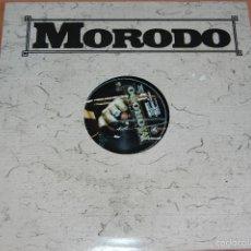 Discos de vinilo: LP DISCO VINILO MORODO BAD BWOYS. Lote 171447039