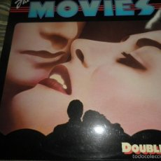 Discos de vinilo: THE MOVIES - DOUBLE A LP - ORIGINAL INGLES - GTO 1977 CON ENCARTE MUY NUEVO (5). Lote 56114175