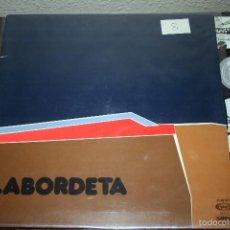 Discos de vinilo: LABORDETA-TIEMPO DE ESPERA.LP.. Lote 56117306