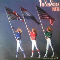 Discos de vinilo: THE STAR SISTERS - DANGER . LP . 1985 CNR RECORDS. Lote 206854666