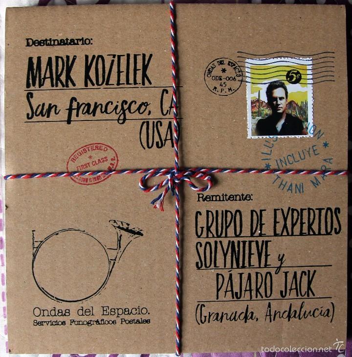 GRUPO EXPERTOS SOLYNIEVE & PAJARO JACK - SINGLE COMPARTIDO EN CAJA - LIMITADO A 280 UNIDADES (Música - Discos - Singles Vinilo - Grupos Españoles de los 90 a la actualidad)