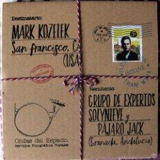 Disques de vinyle: GRUPO EXPERTOS SOLYNIEVE & PAJARO JACK - SINGLE COMPARTIDO EN CAJA - LIMITADO A 280 UNIDADES. Lote 57830234