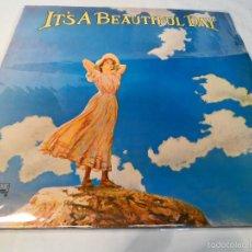 Discos de vinilo - It`s a Beautiful Day - 56151402
