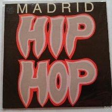 Discos de vinilo: (MADRID HIP HOP) ESTADO CRITICO - A LO GRANDE // QSC - TU AMOR ES LO MEJOR (PROMO 1989). Lote 56153660