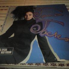 Discos de vinilo: JANET JACKSON. Lote 56154941