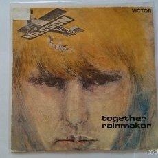 Discos de vinilo: NILSSON - TOGETHER / RAINMAKER (1968). Lote 56156601