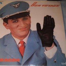 Discos de vinilo: DISCO LP ORQUESTA MONDRAGON - BON VOYAGE - EMI - SPAIN - 1980 -ENCARTE LETRAS CANCIONES. Lote 56156743