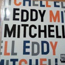 Discos de vinilo: EDDY MITCHELL DOUBLE BEST OF 2XLPS . Lote 56157424