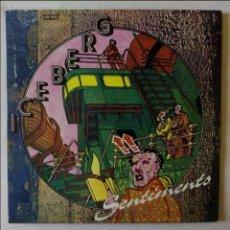 Discos de vinilo: ICEBERG, SENTIMENTS (BOCACCIO 1977) LP - GATEFOLD - MAX SUNYER. Lote 56159520