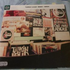 Discos de vinilo: 3LP VINILO TALKIN LOUD 1990 - 1994 / VARIOS / UK PRESS 2004 / FUTURE JAZZ FUNK SOUL TWO STEP!!!!!!!!. Lote 56163046