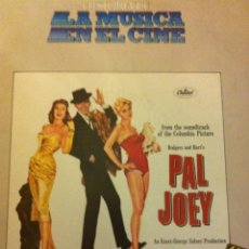 Discos de vinilo: PAL JOEY (LA MÚSICA EN EL CINE) - 1982. Lote 56164818