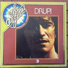 Discos de vinilo: DRUPI - THE ORIGINAL DRUPI . LP . 1974 GERMANY. Lote 56165470