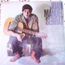 Discos de vinilo: JOAN MANUEL SERRAT CANÇÓ DE MATINADA EP 1966. Lote 56169133
