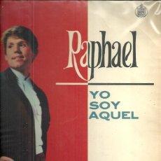 Discos de vinilo: RAPHAEL LP SELLO HISPAVOX EDITADO EN CHILE DE LA PELICULA CUANDO TU NO ESTAS. Lote 56174050