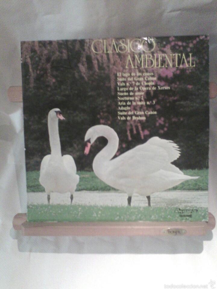 DISCO DE VINILO CLÁSICO AMBIENTAL (Música - Discos - LP Vinilo - Clásica, Ópera, Zarzuela y Marchas)