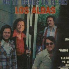 Discos de vinilo: LOS ALBAS LP SELLO BELTER AÑO 1976. Lote 56175736