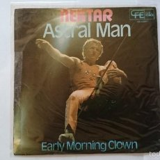 Discos de vinilo - NEKTAR - ASTRAL MAN / EARLY MORNING CLOWN (1975) - 56176049