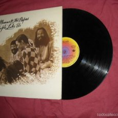 Discos de vinilo: THE MAMAS & THE PAPAS LP PEOPLE LIKE US 1978 SPAIN VER FOTO ADICIONAL ORIGINAL SPA. Lote 56184957