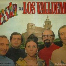 Discos de vinilo: LOS VALDEMOSAS LP SELLO BELTER AÑO 1971. Lote 56189428