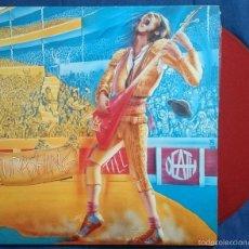 Discos de vinilo: MOMENTOS TRASHICOS: VA TRASHING TILL DEATH, LP GATEFOLD VINILO ROJO. NM/VG+. SEMAPHORE MT001.. Lote 56199735