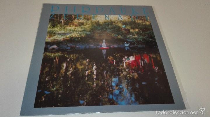 918- PIIRPAUKE ZERENADE DISCO VINILO LP PORTADA VG ++ DISCO VG++ (Música - Discos - LP Vinilo - Otros estilos)