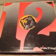 Discos de vinilo: DREAD AT THE CONTROLS - BREAK DOWN THE WALS - MAXI UK 1980 - REGGAE. Lote 56215321