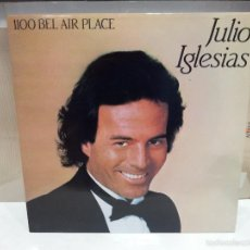 Discos de vinilo: JULIO IGLESIAS LP 1100 BEL AIR PLACE VER FOTOS. Lote 56232905