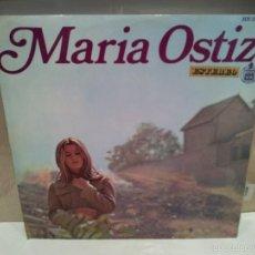 Discos de vinilo: MARIA OSTIZ HISPAVOX AÑO 1968 VER FOTOS. Lote 56233127