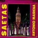 Discos de vinilo: ANTONIO MAIRENA - SAETAS - 1969. Lote 56243635