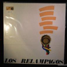 Discos de vinilo: LOS RELAMPAGOS - 6 PISTAS - LP NOVOLA. Lote 56250137
