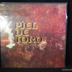 Discos de vinilo: LOS RELAMPAGOS - PIEL DE TORO - LP . Lote 56251002