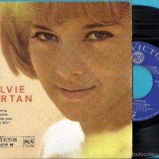 Discos de vinilo: SYLVIE VARTAN: I´M WATCHING / DEUX ENFANTS / NE T´EN VAS PAS / LES CLOUS D´OR. Lote 56257765