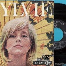 Discos de vinilo: SYLVIE VARTAN: QUAND TU ES LA (THE GAME OF LOVE) / CE JOUR LA / J´AI FAIT UN VOEU / IT´S NOT A GAME. Lote 56258167