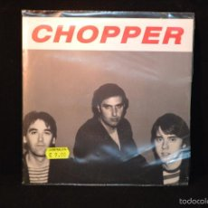 Discos de vinilo: CHOPPER - NERVES EP - HANGING ON THE TELEPHONE +3 - EP. Lote 119413092
