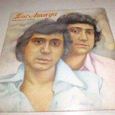 Disques de vinyle: LOS AMAYA - NOSOTROS LOS GITANOS. Lote 56263266