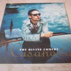 Discos de vinilo: THE DIVINE COMEDY - CASANOVA - SETANTA 1996. Lote 56266510