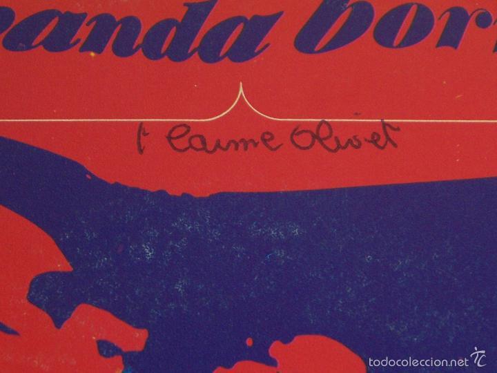 Discos de vinilo: SINGLE ALBERTO CORTEZ /LA BANDA ESTA BORRACHA / NAVIDAD NEGRA) HISPAVOX - 1966 - Foto 2 - 56268657