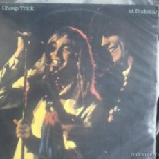 Discos de vinilo: LP - CHEAP TRICK AT BUDOKAN , 1978 EPIC.. Lote 56270064