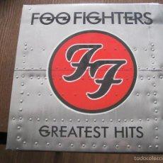 Discos de vinilo: FOO FIGHTERS - GREATEST HITS - LP DOBLE RCA 2009 NUEVO. Lote 56271242