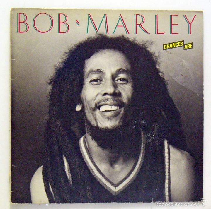 BOB MARLEY - 'CHANCES ARE' (LP VINILO) (Música - Discos - LP Vinilo - Reggae - Ska)