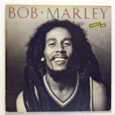 Discos de vinilo: BOB MARLEY - 'CHANCES ARE' (LP VINILO). Lote 100749560