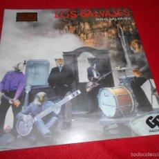 Discos de vinilo: LOS SALVAJES SOLO SALVAJES LP GP RECORDS PRECINTADO NUEVO!. Lote 56278834