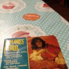 Discos de vinilo: VINILO DOLORES ABRIL. Lote 56283159