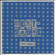 Disques de vinyle: SEXY SADIE MR NOBODY + MOONAGE DAYDREAM (BOWIE) SUBTERFUGE 1993. Lote 56285863