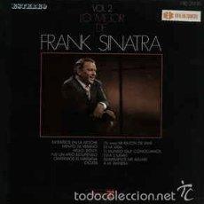 Discos de vinilo: LO MEJOR DE FRANK SINATRA. Lote 56285865