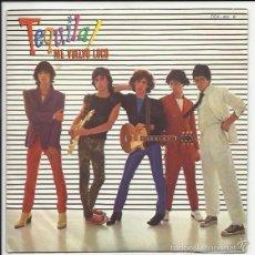 Disques de vinyle: TEQUILA SG ZAFIRO 1979 ME VUELVO LOCO/ HOY QUISIERA ESTAR A TU LADO ROCK N ROLL. Lote 56286053