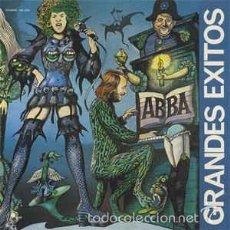 Discos de vinilo: ABBA ,GRANDES EXITOS. Lote 56286301
