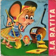 Discos de vinilo: LA RATITA - SINGLE LIBRITO . Lote 56286588